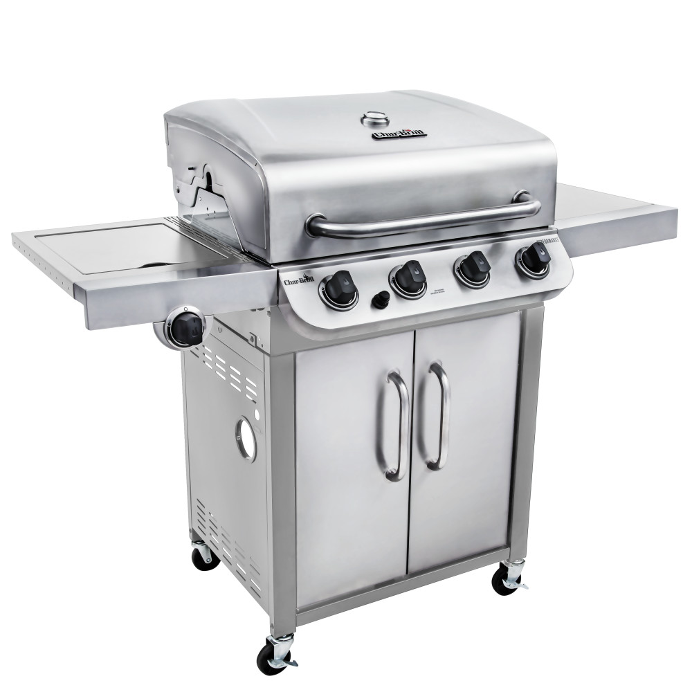 Convert Natural Gas Char Broil